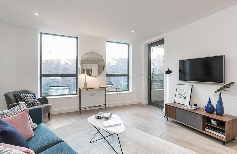 1 Bedroom Property for sale in London Square Spitalfields, Commercial Street, London