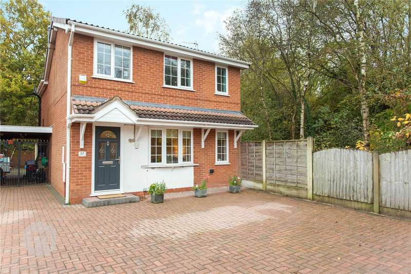 4 Bedrooms Detached House for sale in Hazelborough Close, Birchwood, Warrington, Cheshire, WA3