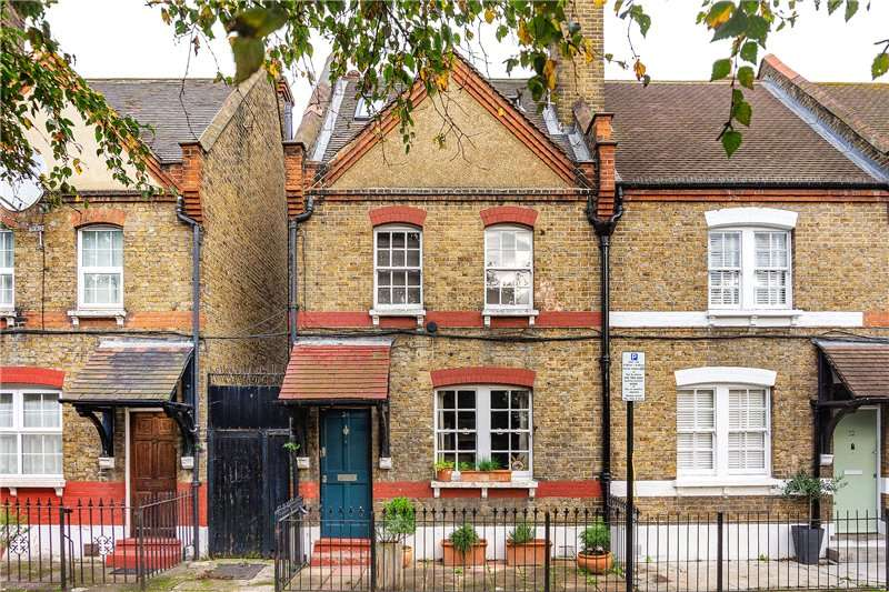 3 Bedrooms Semi Detached House for sale in Date Street, Walworth, London, SE17