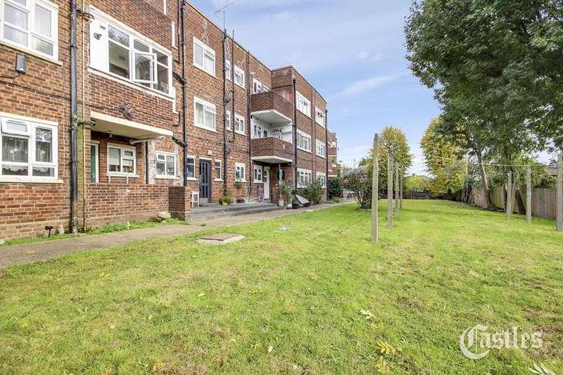 2 Bedrooms Flat for sale in Pellatt Grove, Wood Green, London, N22