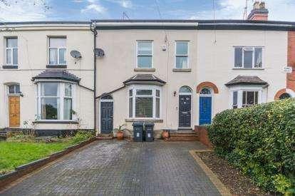 4 Bedrooms Terraced House for sale in Camp Lane, Kings Norton, Birmingham, West Midlands