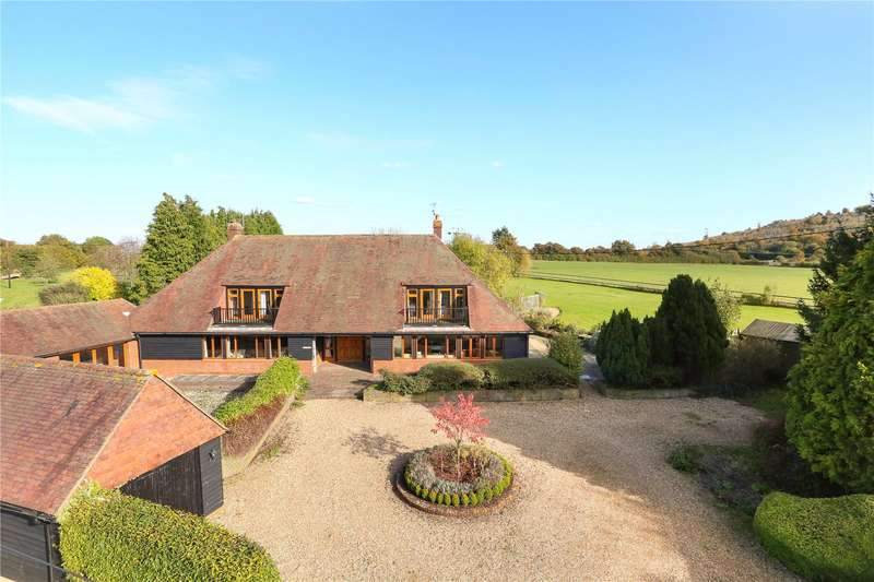 5 Bedrooms Detached House for sale in Noar Hill, Selborne, Alton, Hampshire, GU34