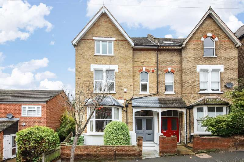 6 Bedrooms Semi Detached House for sale in Rockmount Road, Upper Norwood