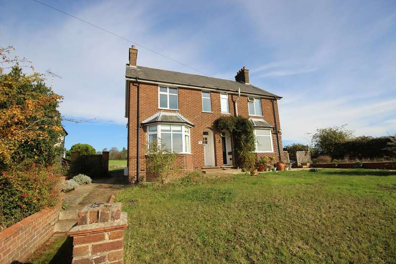 3 Bedrooms Semi Detached House for sale in Clophill Road, Maulden, Bedfordshire, MK45