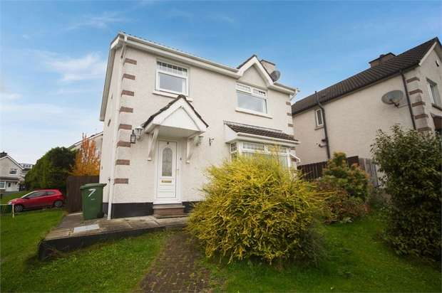 4 Bedrooms Detached House for sale in Lagmore Drive, Dunmurry, Belfast, County Antrim
