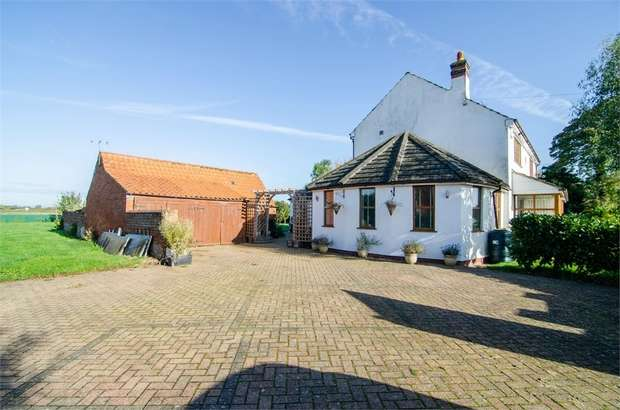 4 Bedrooms Detached House for sale in Westhorpe Road, Gosberton, Spalding, Lincolnshire
