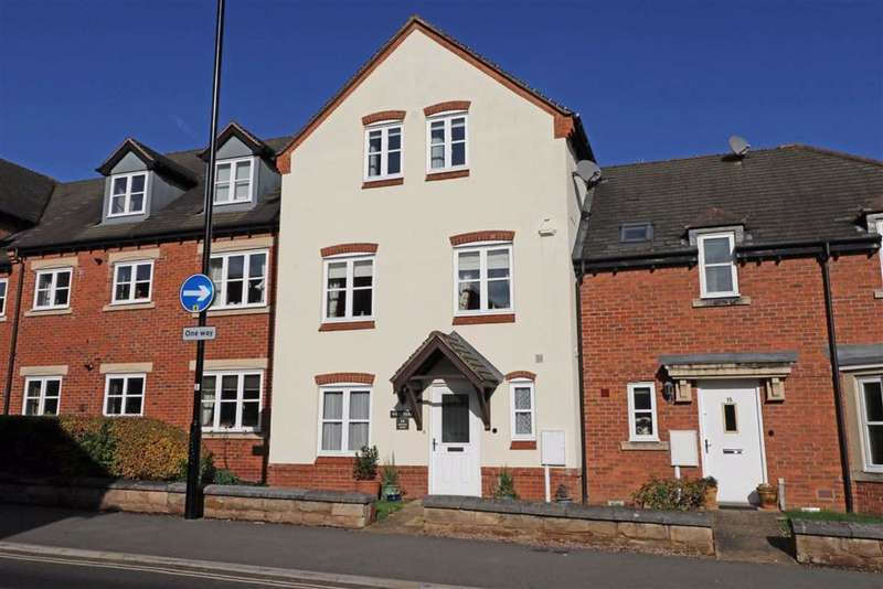 4 Bedrooms Town House for sale in Greville House, Warwick, CV34