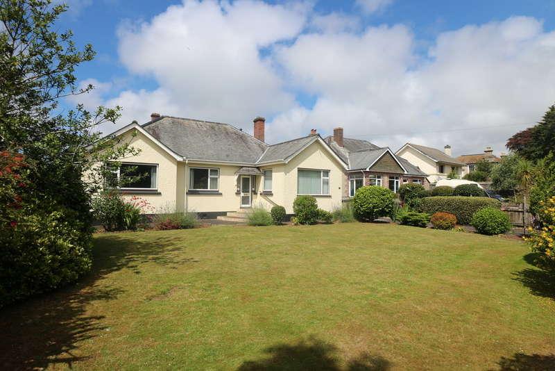 3 Bedrooms Detached Bungalow for sale in Pendarves Road, Camborne