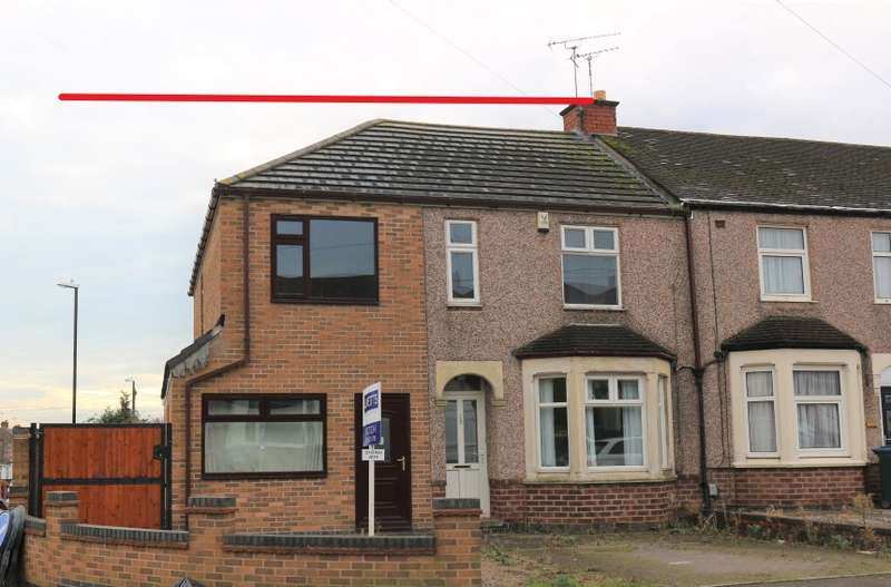 4 Bedrooms Terraced House for sale in 123 Rollason Road, Holbrooks, Coventry