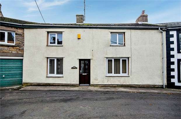 4 Bedrooms Terraced House for sale in Bridge Street, Brough, Kirkby Stephen, Cumbria