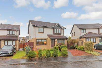 4 Bedrooms Detached House for sale in Fereneze Grove, Barrhead, Glasgow, East Renfrewshire