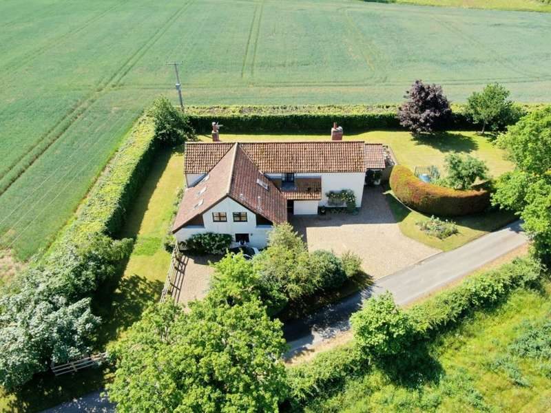 5 Bedrooms Detached House for sale in Cock Road, Hardley