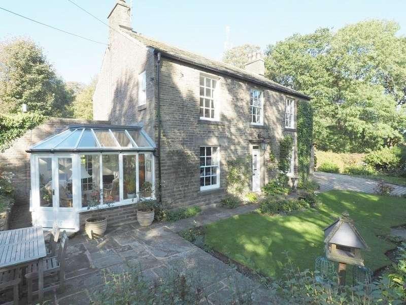 3 Bedrooms Detached House for sale in Stubbins Lane, Chinley, High Peak, Derbyshire, SK23 6ED