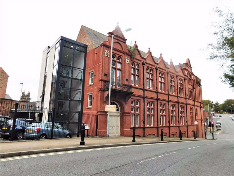 2 Bedrooms Flat for sale in Joseph Leigh House, Wellington Street, Stockport
