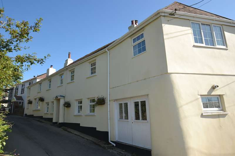 5 Bedrooms Cottage House for sale in Church Road, Georgeham , Braunton , EX33