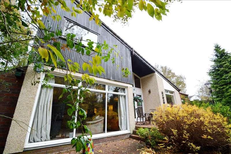 4 Bedrooms Detached House for sale in Allanshaw Gardens, Hamilton