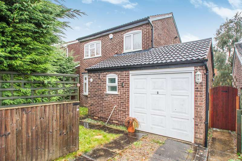 3 Bedrooms Detached House for sale in Dovedale Garth, Leeds, West Yorkshire, LS15