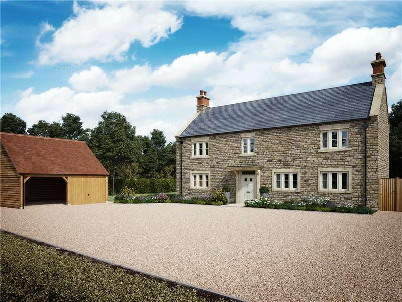 4 Bedrooms Detached House for sale in Keinton Mandeville, Somerton, Somerset, TA11