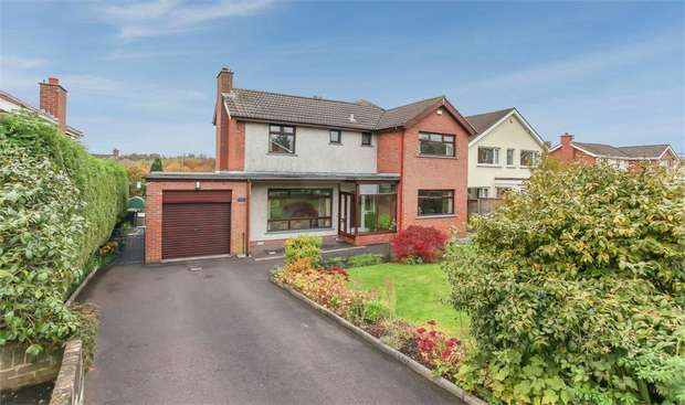 4 Bedrooms Detached House for sale in Bannview Heights, Banbridge, County Down