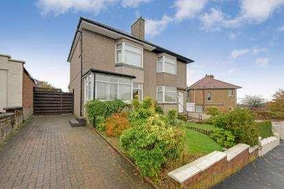 2 Bedrooms Semi Detached House for sale in Thornbridge Road, Garrowhill, Glasgow, Lanarkshire