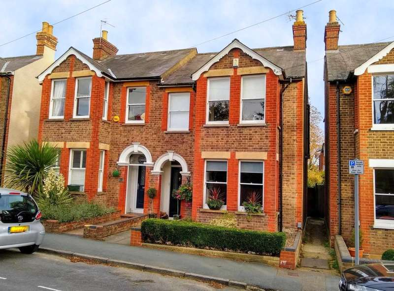 4 Bedrooms Semi Detached House for sale in VICTORIAN VILLA IN HEART OF BOXMOOR WITH OVER 1700 SQ FT OF ACCOMODATION