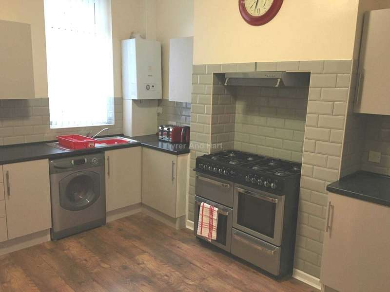 1 Bedroom House Share for rent in York Street, Runcorn, Ensuite Rooms with bills included
