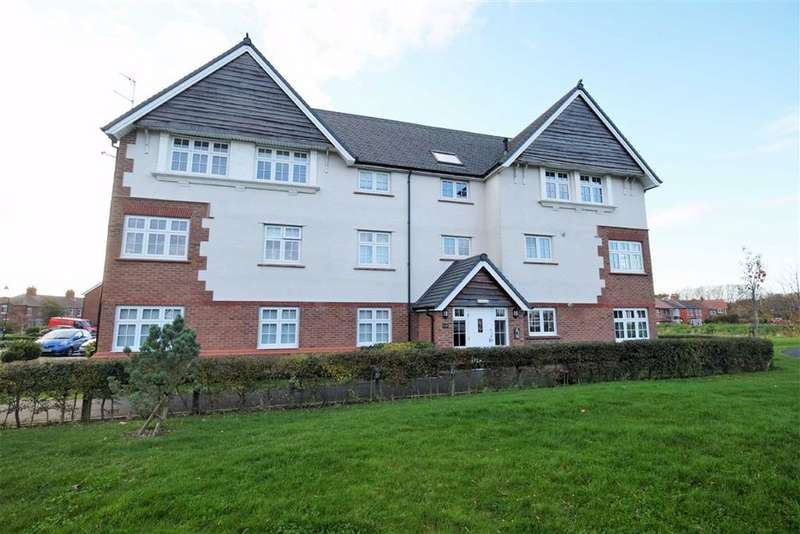 2 Bedrooms Apartment Flat for sale in Nile Close, Lytham