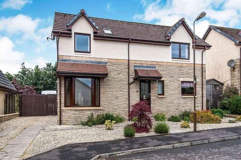 4 Bedrooms Detached House for sale in Curling Pond Lane, Longridge, Bathgate, West Lothian, EH47