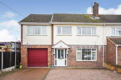 5 Bedrooms Semi Detached House for sale in Witham, Essex