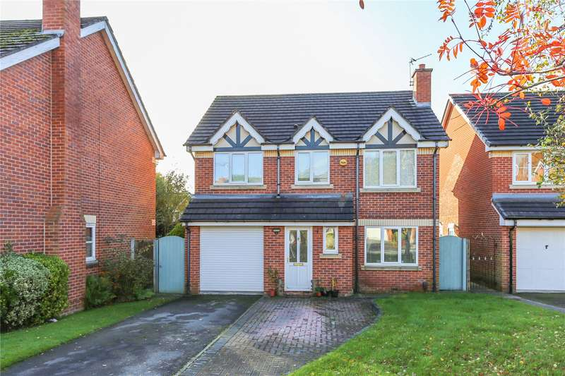 4 Bedrooms Detached House for sale in Briar Hollow, Heaton Mersey, Stockport, SK4