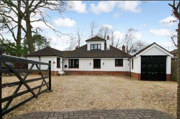 5 Bedrooms Detached House for sale in West End Road, West End, Southampton