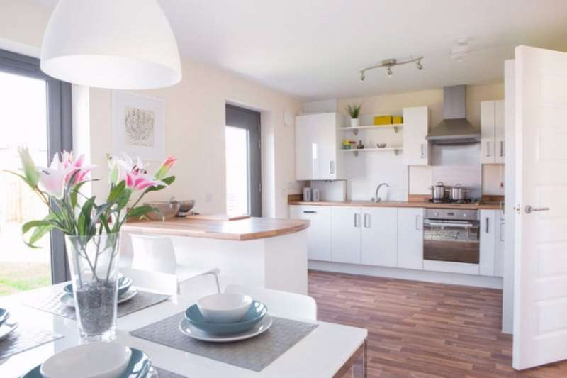 4 Bedrooms Apartment Flat for sale in Urban Eden, Edinburgh, EH7