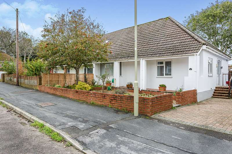 3 Bedrooms Semi Detached Bungalow for sale in Alsford Road, Waterlooville, Hampshire, PO7