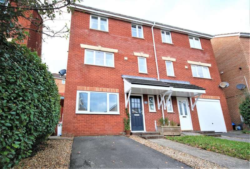 4 Bedrooms Semi Detached House for sale in Trem Mapgoll, Barry, Vale of Glamorgan, CF63 1HD