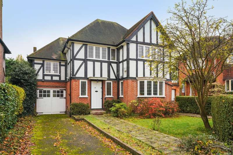 4 Bedrooms Detached House for rent in Ashbourne Close, Ealing, London, W5