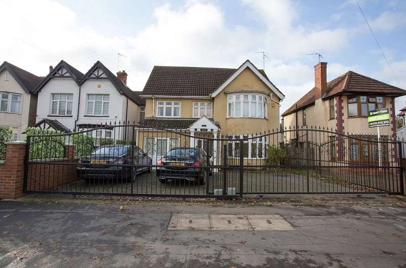 6 Bedrooms Detached House for sale in Park Road, Peterborough, PE1 2UT