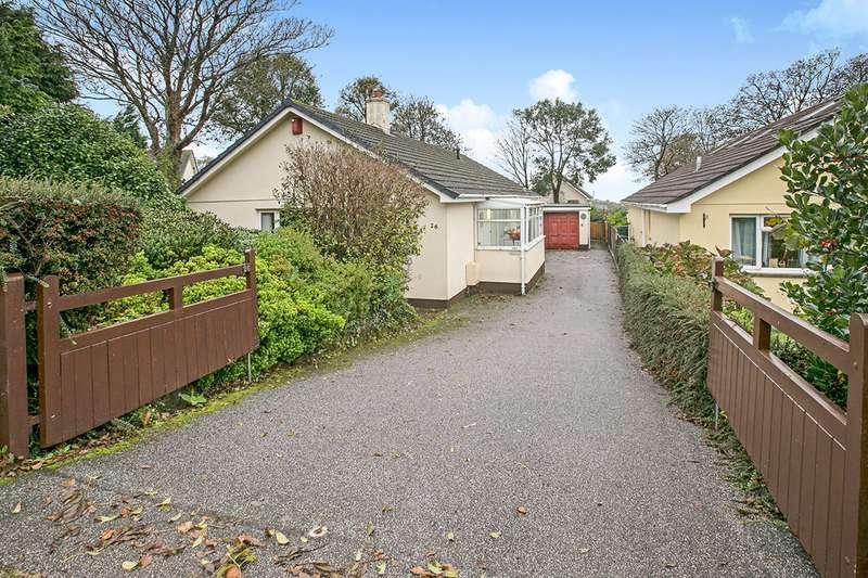 3 Bedrooms Detached Bungalow for sale in Pentalek Road, Camborne, Cornwall, TR14