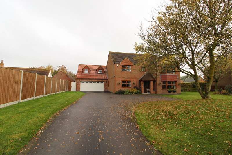 Property for sale in Scotterthorpe, Gainsborough DN21