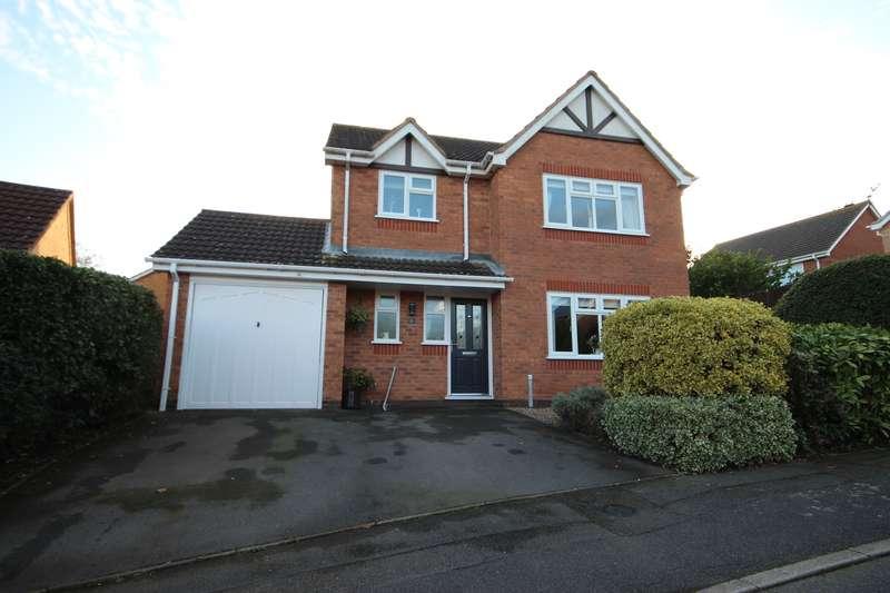4 Bedrooms Property for sale in Breward Way, Melton Mowbray