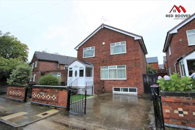 4 Bedrooms Detached House for sale in St Agnes Road, Huyton, L36
