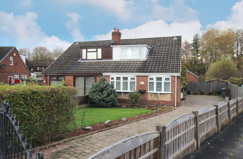3 Bedrooms Semi Detached House for sale in Simpkin Street, Abram, Wigan, Greater Manchester, WN2