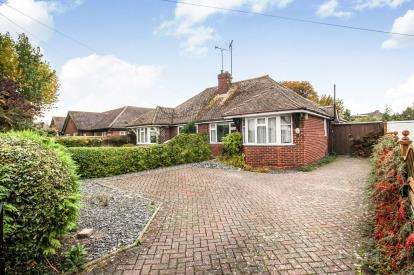 2 Bedrooms Bungalow for sale in Grasmere Road, Luton, Bedfordshire, England