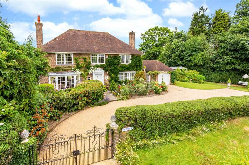 4 Bedrooms Detached House for sale in Coggins Mill Lane, Mayfield, East Sussex, TN20