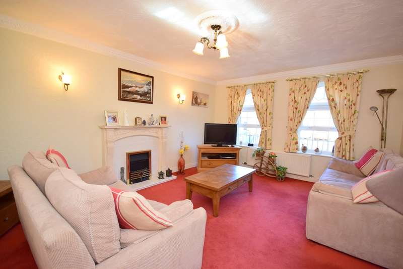 4 Bedrooms Mews House for sale in Wentworth Mews, St Annes on Sea, FY8