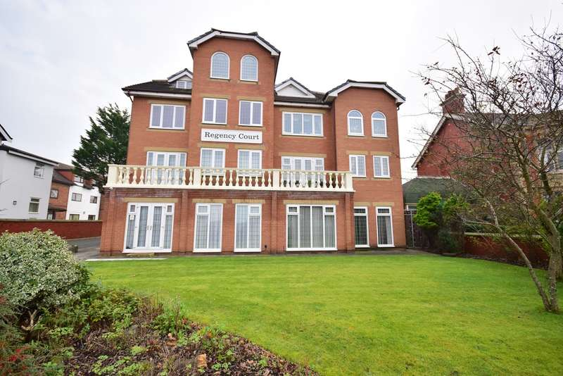 2 Bedrooms Apartment Flat for sale in Newton Drive, Blackpool, FY3