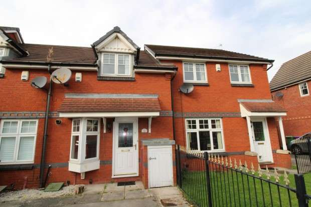 2 Bedrooms Terraced House for rent in Logfield Drive, Liverpool, L19
