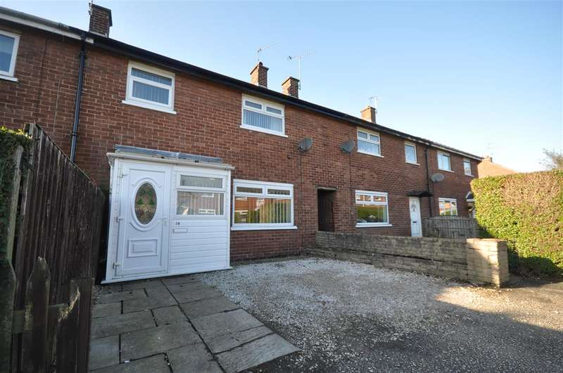 3 Bedrooms Terraced House for sale in Cemlyn Close, Chester