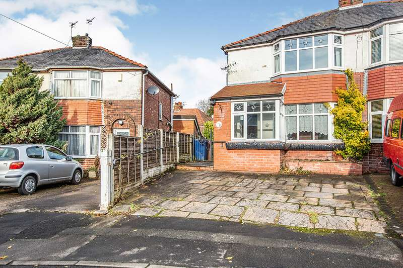 2 Bedrooms Semi Detached House for sale in Edgehill Crescent, Leyland, Lancashire, PR25