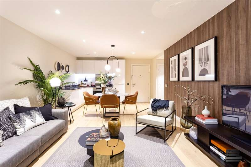 2 Bedrooms Apartment Flat for sale in TNQ, 50 Capitol Way, London, NW9