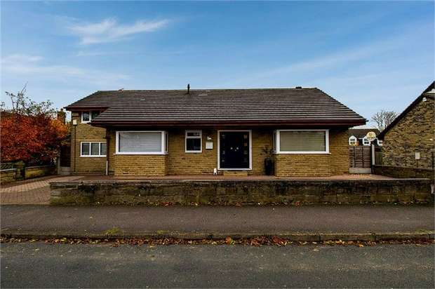 4 Bedrooms Detached Bungalow for sale in Chidswell Lane, Dewsbury, West Yorkshire